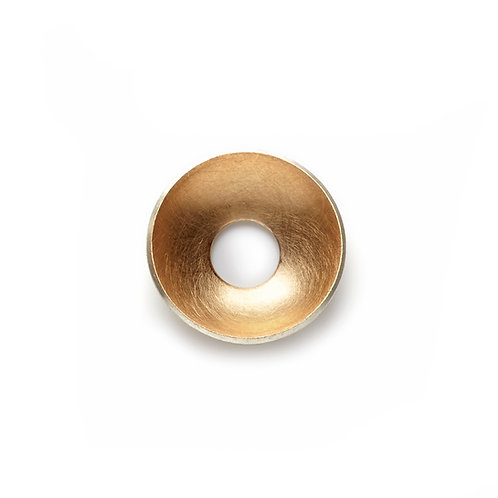 22mm Gold Bowl