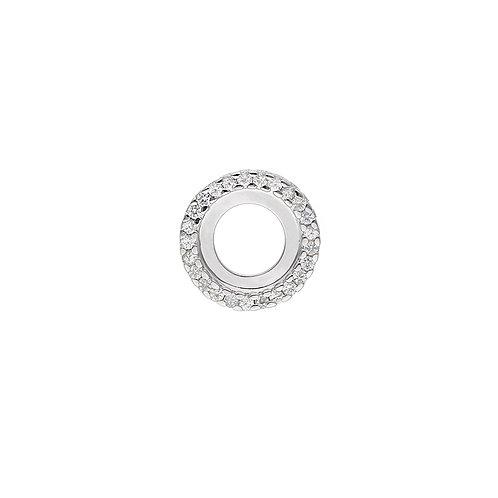 14mm White Sapphire CIRCULUS Disc