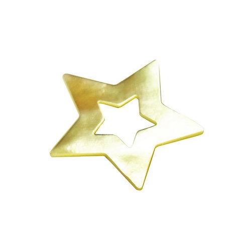 28mm GOLDEN STAR 5pt