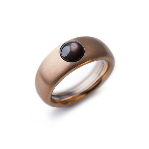 Rose Gold TOUCH Charlotte Ring
