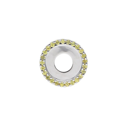18mm Yellow Sapphire CIRCULUS Disc