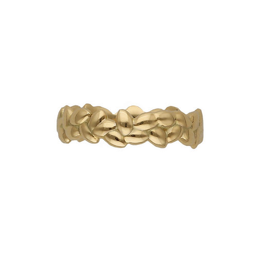 LUCKY Ring Grande in Gold