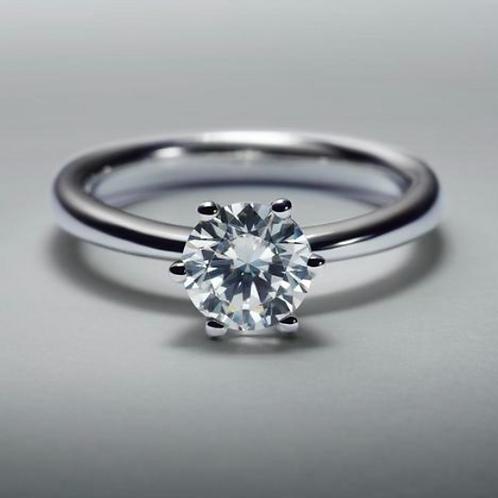 ILY Ring in Platinum