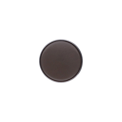 14mm Mocha COLOR BUTTON