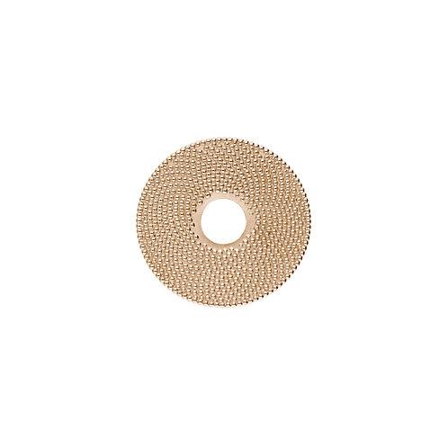 28mm FIBONACCI Disc in Rose Gold