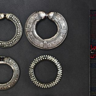 Old Yemenite bracelets