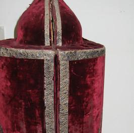 Old Yemenite Torah case (around 100 years old)