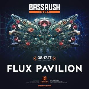 New Show: Flux Pavillion at Exchange LA 8/17