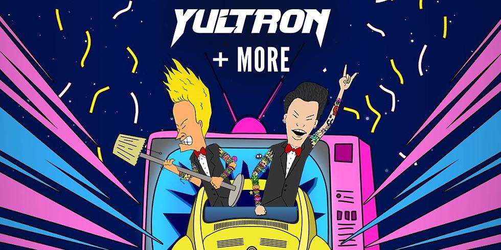 Yultron @ 2021 Park 'N Rave