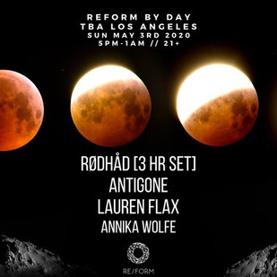 Reform by Day Spring 2020 LINEUP!