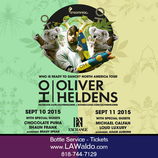 9/10 | 9/11 | OLIVER HELDENS | EXLA