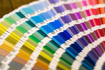 Pantone-colour-guide