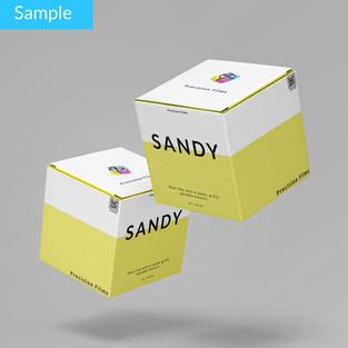 Sandy (Textured Film)