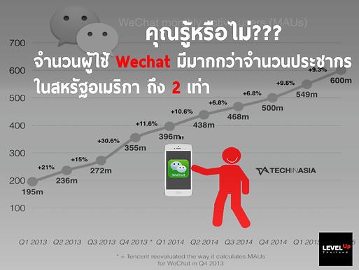 """ทำความรู้จักกับแอพฯ """"WeChat"""""""