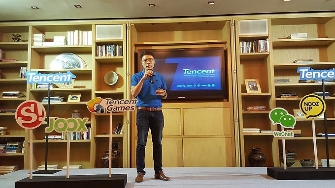 "Tencent บุกเมืองไทย เปลี่ยนชื่อ""Sanook Online"" เป็น ""Tencent ประเทศไทย"""