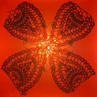 Luminescent Lace Light Box - Style #9