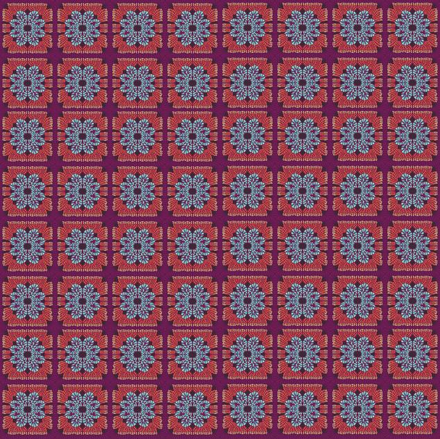 Pixel Quilt II