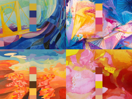 Past Palettes: Analyzing Color with Swatches and PANTONE Studio