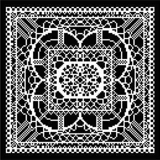 Pixel Lace Meditation