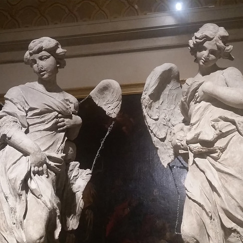 Las alas rotas III / Broken Wings III