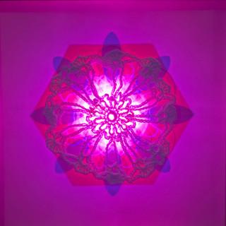Luminescent Lace Light Box - Style #2