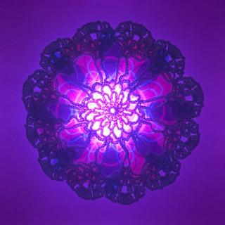 Luminescent Lace Light Box - Style #5