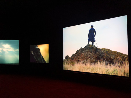 Lessons of the Hour: Artist Talks with Isaac Julien