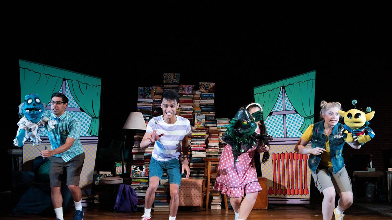 The Big One Oh! (Atlantic Theatre Company)