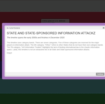 State and State-Sponsored Attacks