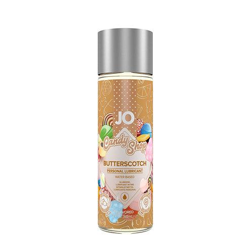 Jo H2O Butterscotch Lubricant 2 oz