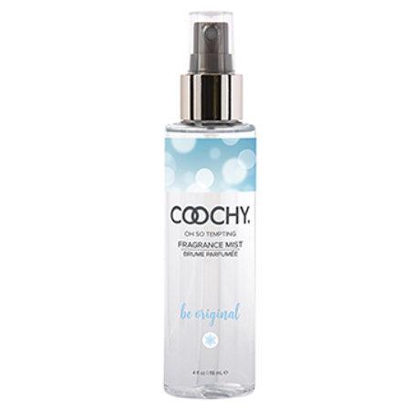 Coochy Fragrance Body Mist-Be Original 4oz