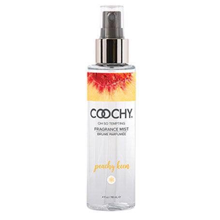 Coochy Fragrance Body Mist-Peachy Keen 4oz