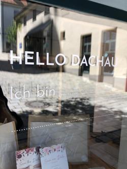 Schaufenster Dachau