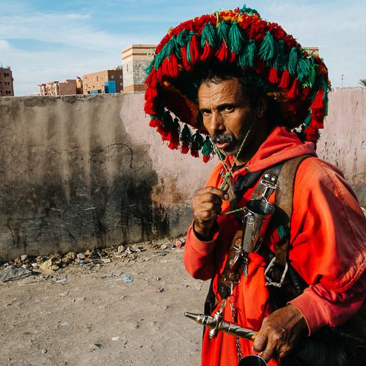 8-daagse Rondreis ~ Marokko ~  Marrakesh & Zuid-Marokko 
