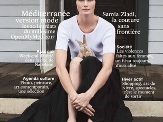 Marie-Claire Édition Provence, avril 2017