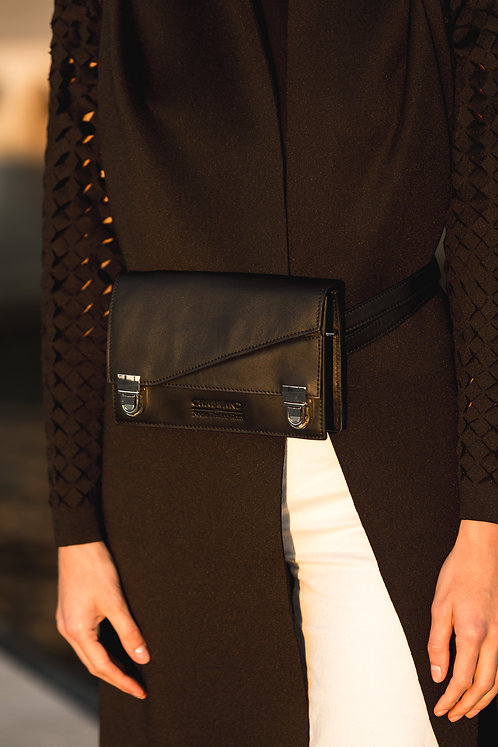 Pochette ceinture modulable