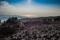 Etna Bike Tours, Lava Flow