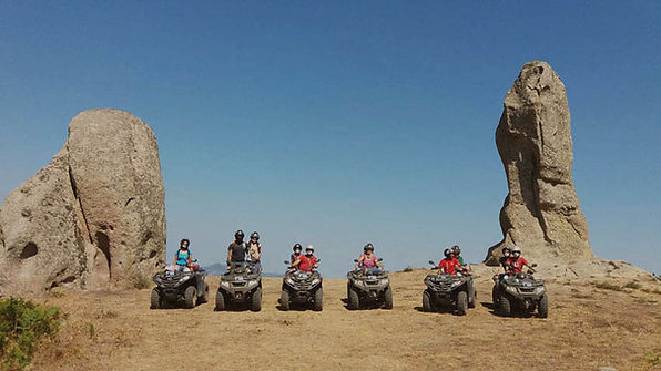 Quad Excursion in Sicily, Quad Sicily Tour
