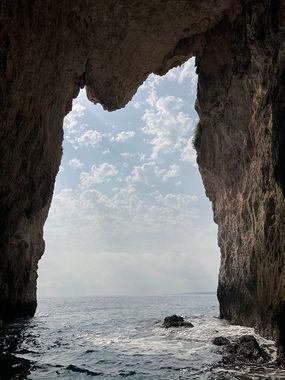 Grotte marine di Ortigia, 10 Giorni in Sicilia