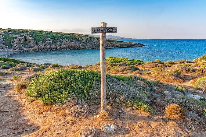 Spiaggia Calamosche, Tour Sicilia Orientale 10 Giorni
