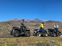 Sentiero vulcanico, Etna Quad Tour
