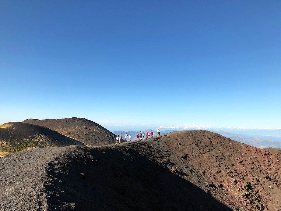 Etna Excursion for Family