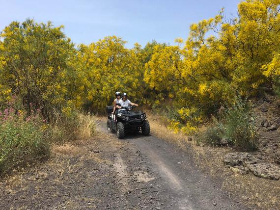 Sicily Quad Bike Adventures, Etna Excursions