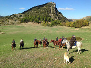 Horse Riding in Sicily, Landscapes