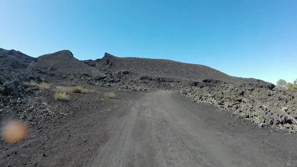 Escursione in eBike Pista Altomontana Etna