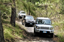 Off-Road, Etna Jeep Tour