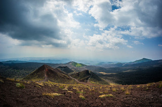 Crateri vulcanici, Mountan Bike Etna