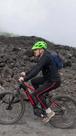 Percorsi MTB Etna, Pista Altomontana