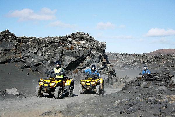 Etna Quad Bike Tour