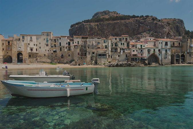 Cefalù, Tour in Sicilia